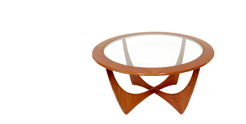 Table basse Astro Gplan 1950 VENDUE  room 30 # Plan Table Basse