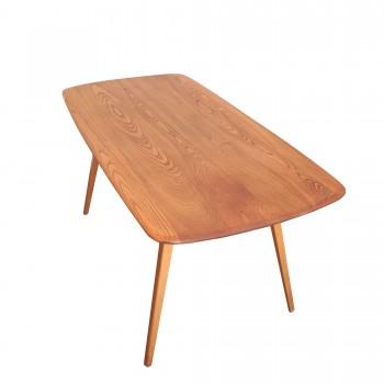 Grande table à manger Ercol rectangulaire