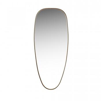 miroir asymétrique vintage,  mobilier vintage, room 30