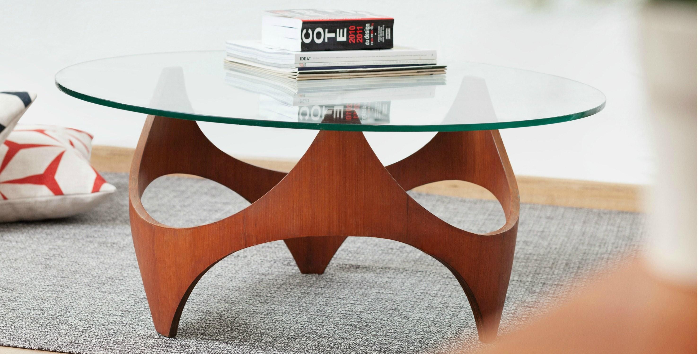 produit table basse ronde