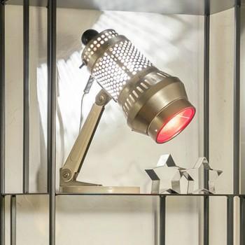 lampe Grandiosa, lampe vintage, lampe grandiosa vintage, lampe metal vintage, lampe bauhaus, lampe bauhaus vintage, mobilier vintage, room 30, lampe grandiosa vintage