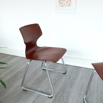 chaise flototto, chaise vintage, mobilier vintage