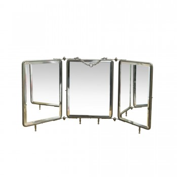 TRYPTIQUE MIROIR BARBIER VINTAGE ROOM 30