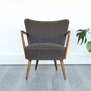 FAUTEUIL COCKTAIL, fauteuil vintage, fauteuil cocktail vintage, mobilier vintage, fauteuil accoudoirs, fauteuil vintage avec accoudoirs, room 30, mobilier vintage paris