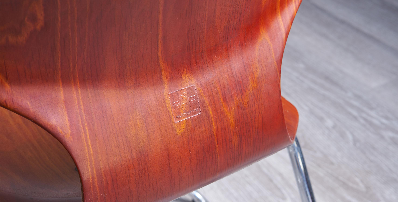 chaise vintage, chaise flototto vintage, chaise scandinave vintage, paire de chaises vintage
