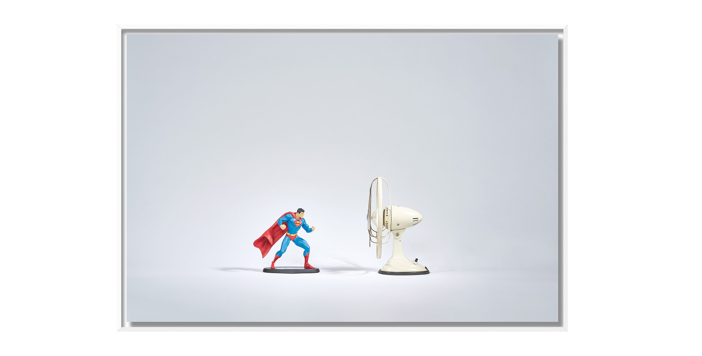 tirages d'art, cadre contemporain, affiche, superman, affiche vintage, oeuvres, pop art