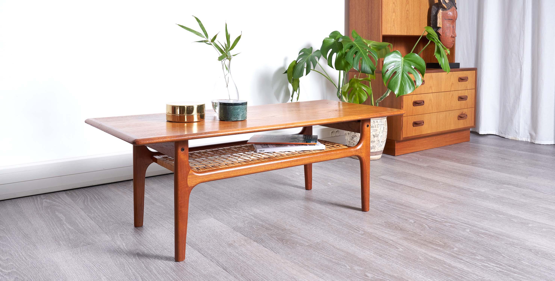 table basse vintage trioh room 30. Black Bedroom Furniture Sets. Home Design Ideas