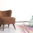 fauteuil cocktail, fauteuil cocktail vintage, fauteuil vintage, fauteuil beige vintage, fauteuil marron vintage, fauteuil pieds compas, fauteuil pieds compas vintage, petit fauteuil vintage, fauteuil chiné vintage, fauteuil marron chiné vintage